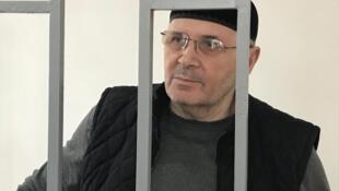 Правозащитник Оюб Титиев