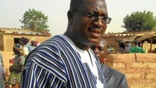 M. Sylvestre Tiemtoré, coordonnateur du Secrétariat Permanent des ONG (SPONG) du Burkina Faso.