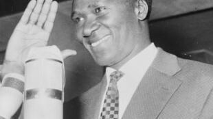 Ahmed Sékou Touré, ici le 20 novembre 1962.