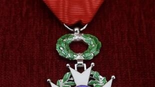 Founded by Napoleon Bonaparte in 1802, the Legion of Honour recognises distinguished military and civilian service to France.