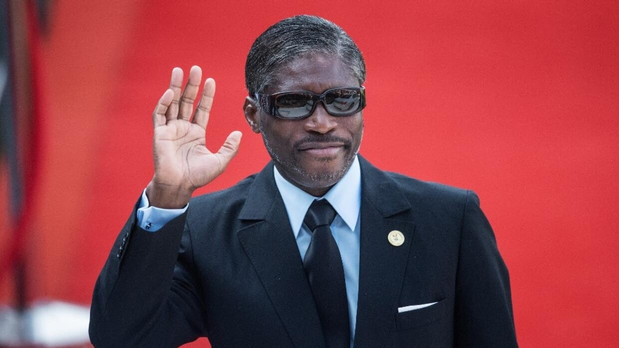 Equatorial Guinea VP given suspended sentence and fined 30 million euros