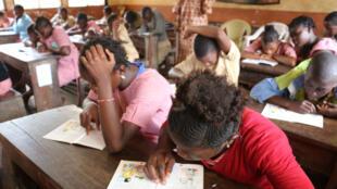 A l'école Federico Mayor, les élèves s'entraînent pour le défi lecture.