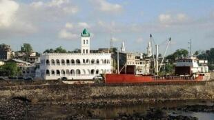 Le port de Moroni (image d'illustration).