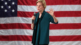 A senadora Elizabeth Warren, pré-candidata democrata para a eleição presidencial de 2020, apoia a concessão de indenizações aos descendentes de escravos nos Estados Unidos