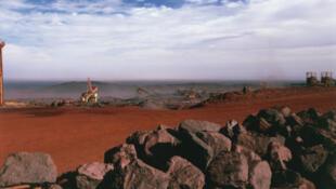 La empresa produjo el año pasado 7,01 millones de toneladas de hierro en un yacimiento en la sureña región de Ica, según cifras del Ministerio de Energía y Minas.