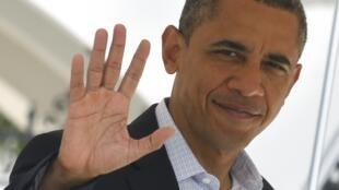Presidente americano Barack Obama neste sábado (14) na Casa Branca. Ele pediu ao Congresso que aprove extensão de corte de impostos.