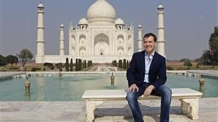 Lucrative trip to India by Russian president Medvedev