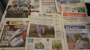 Diários franceses11/08/2015