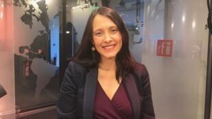 A professora Natália Guerellus