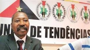 General na reforma Silva Mateus, afastado da presidência do MPLA