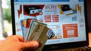 Les Français ont multiplié par quatre leurs achats sur internet au cours des dix dernières années.