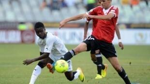 Ghana-Libye, en phase de poules du CHAN 2014, s'était soldé par un match nul 1-1.