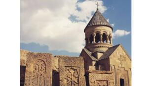 Le monastère de Noravank.