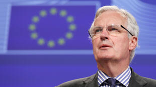 Former EU commissioner Michel Barnier now heads the European Commission's Brtexit task force