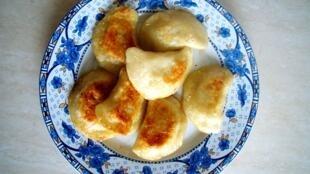 Le pierogis, l'un des plats typiques polonais.