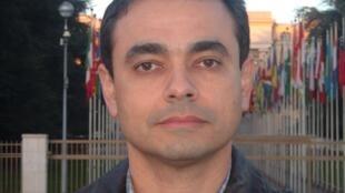 Marco Vitória, médico do departamento HIV-Aids da OMS em Genebra.