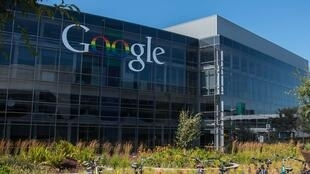 Le siège de Google, au cœur de la Silicon Valley.