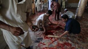 Пакистан, после теракта в мечети, 19 августа 2011
