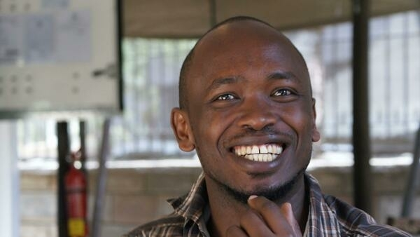 Kiprop Kimutai, Kenya writer and winner of Gerald Kraak 2018 Fiction award
