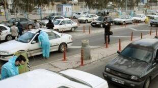ایران طرح فاصلهگذاری اجتماعی