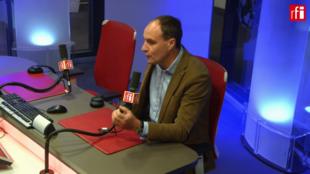 Vincent Neymon sur RFI le 24 août 2018.