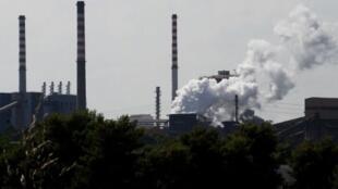 A poluição atmosférica pode provocar câncer, segundo a OMS