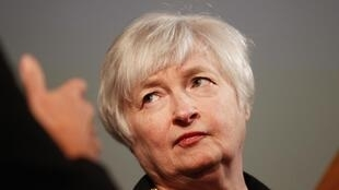 Janet Yellen, presidente do FED (Banco Central dos EUA).
