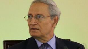 El vicepresidente sirio Farouk al-Chareh.