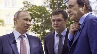 """""""گفتگو با آقای پوتین""""، مستند بحث برانگیز دیگر """"الیور استون"""""""