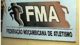 Logo da Federação moçambicana de atletismo