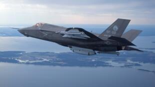 Chiến đấu cơ F-35 của quân đội Mỹ.