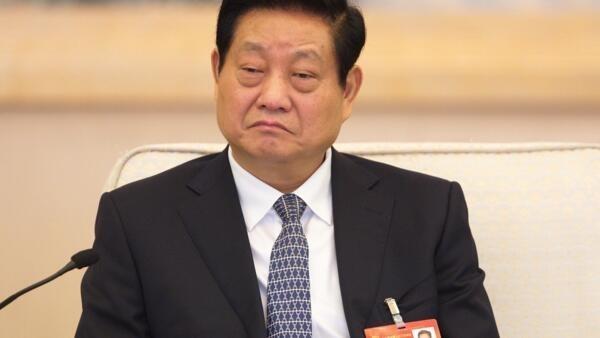 遭开除党籍的陕西前省委书记赵正永