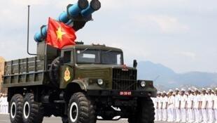 Một số giàn phóng tên lửa EXTRA của Israel được Việt Nam triển khai tại năm địa điểm thuộc quần đảo Trường Sa.