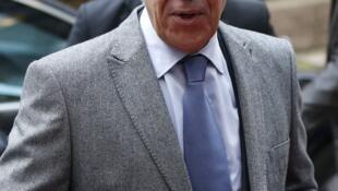 Сергей Лавров перед встречей глав МИД Евросоюза в Брюсселе 16/12/2013