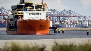 Le port de Rotterdam (image d'illustration).