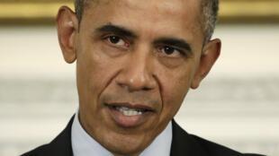 El presidente de Estados Unidos, Barack Obama, el 2 de octubre de 2015 en la Casa Blanca.