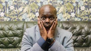 Malawizn comedian Daliso Chaponda