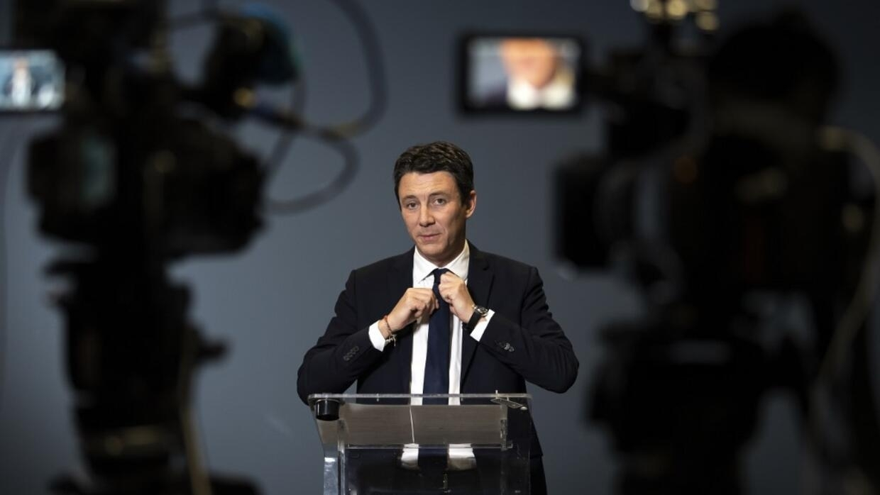 Macron's candidate for Paris mayor, Benjamin Griveaux, withdraws from race over sex video