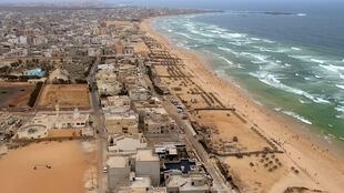 In Senegal at least 40 people drowned at beaches in Dakar.