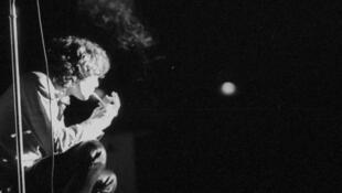 Jim Morrison (The Doors), 1970.