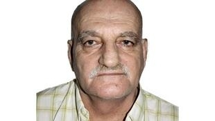 O pedófilo espanhol Daniel Galvan.