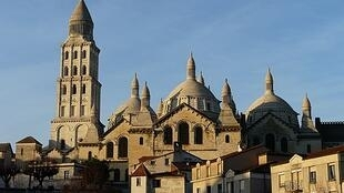 Perigueux's Saint-Front Cathedral in south-west France.