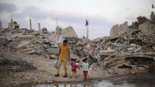 La guerre à Gaza cet été a fait plus de 2 200 morts côté palestinien. Et des soldats, des officiers de l'armée ou même des dirigeants politiques israéliens pourraient être inquiétés par la CPI.