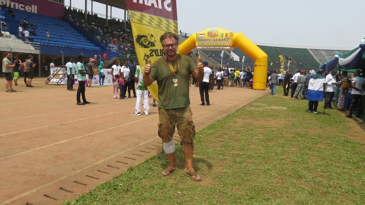 World's largest amateur car rally wraps up in Sierra Leone