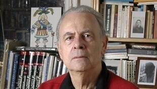 Patrick Modiano recibió el Nobel de Literatura el 10 de diciembre de 2014.