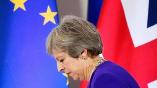 Theresa May affronte ce soir un vote de défiance des tories