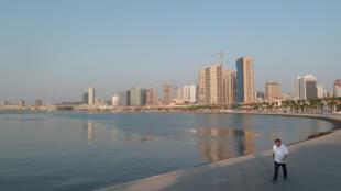 La capitale de l'Angola, Luanda, en 2016. (Image d'illustration)