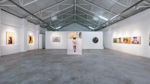 Exposição de Abdel Queta Tavares patente na Galeria Underdogs em Lisboa até 30 de Março.