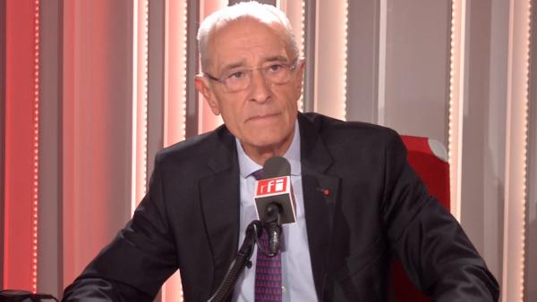 Jean-Yves Le Borgne, avocat français de Carlos Ghosn au micro de RFI.