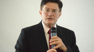O boliviano Alan Bojanic.